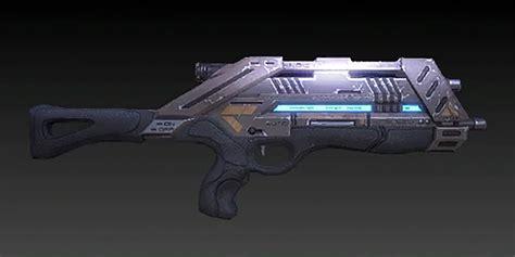 Mass Effect 2 Assault Rifle Damage 5 5