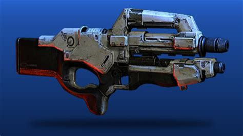 Mass Effect 2 Infiltrator Assault Rifle Or Widow