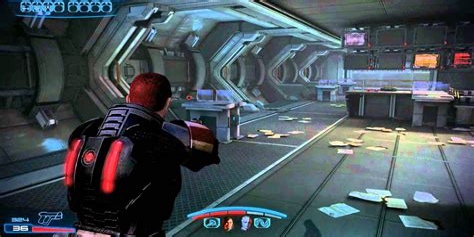 Mass Effect 2 Sniper Rifle Upgrade Locations