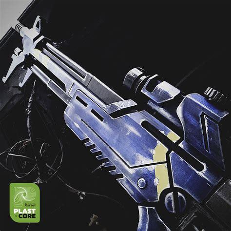 Mass Effect 3d Printed Sniper Rifle
