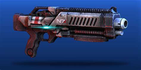 Mass Effect Shotgun