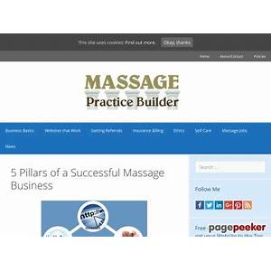 Massage career guides massage practice builder free tutorials
