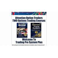Massive trading options video course 35 hours video & special reports secrets