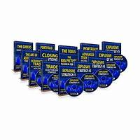Massive trading options video course 35 hours video & special reports online tutorial