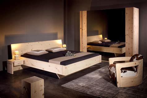 Massivholz Schlafzimmer Zirbe