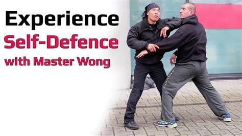 Master Wong Tv Self Defense