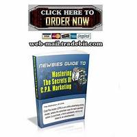 Mastering cpa marketing from a to z cpa money master coupon codes