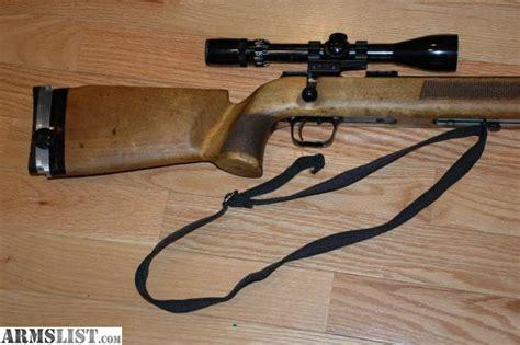 Match Grade 22 Long Rifle