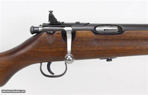 Match Rifle 22