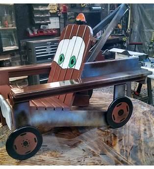 Mater Adirondack Chair Plans
