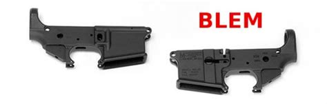 Matrix Arms Ar15 Stripped Lower Receiver Multi Cal Blemished