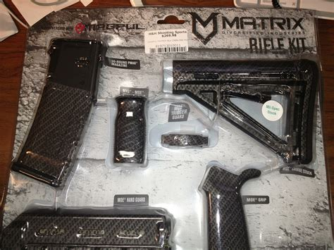 Matrix Rifle Kit