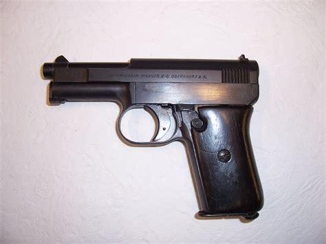 Mauser Model 1914 6 35mm |