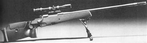Mauser 86 Sr Sniper Rifle