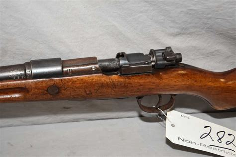 Mauser Bolt Action 12ga Shotgun