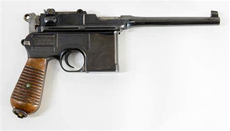 Mauser C96 9mm