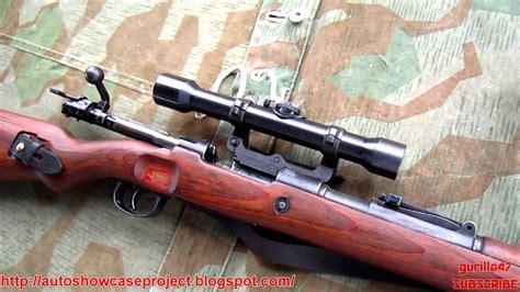 Mauser Karabiner 98k Sniper Rifle For Sale