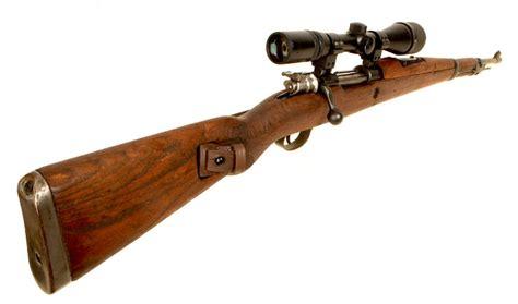 Mauser M48 Sniper Rifle