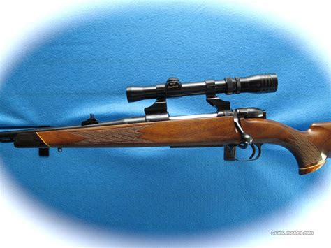 Mauser Rifles Actions For Left Hand