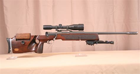 Mauser Sp66 Sniper Rifle Range And Military Rifle Range Small Arms Distance