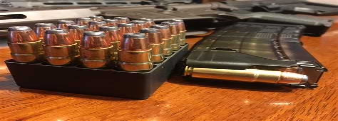 Max Effective Range Of 458 Socom