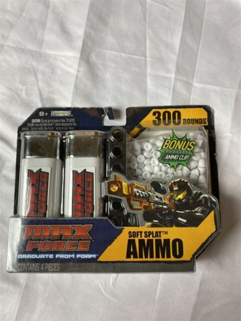 Max Force Ammo