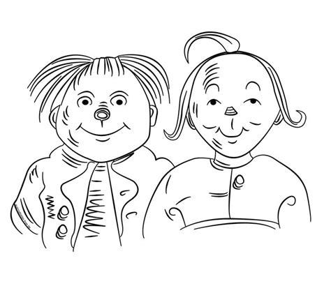 Max Und Moritz Malvorlagen