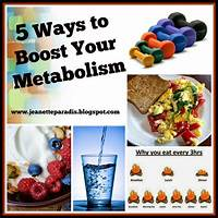 Buying maximize your metabolism
