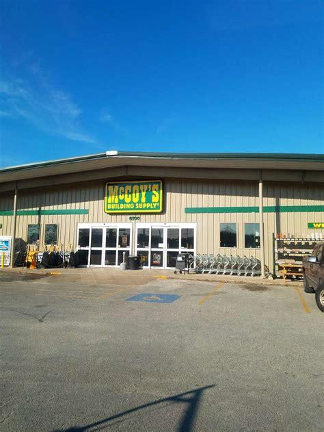 McCoy S Building Supply In Pasadena TX