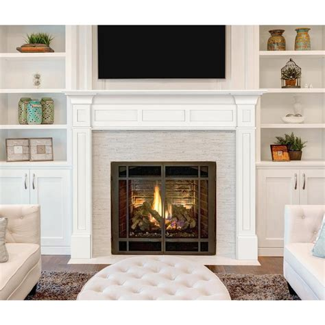 Mdf fireplace mantel kits Image