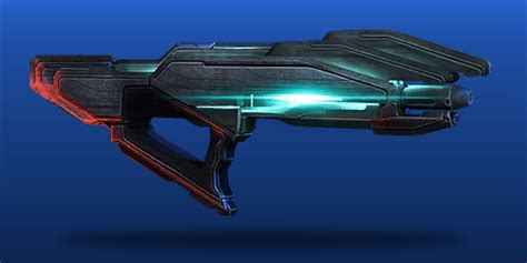 Me3 Particle Rifle Ammo