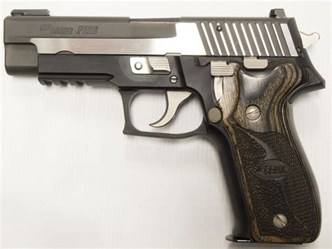 Sig-Sauer Meaning Of Numbers For Sig Sauer 220r3-45-Bss.