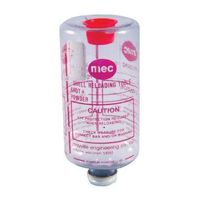 Mec Reloading Mec Powder Shot Bottles Brownells