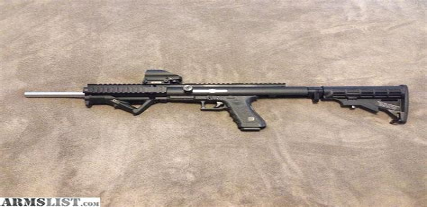 Mech Tech Ccu Glock 17 9mm Carbine
