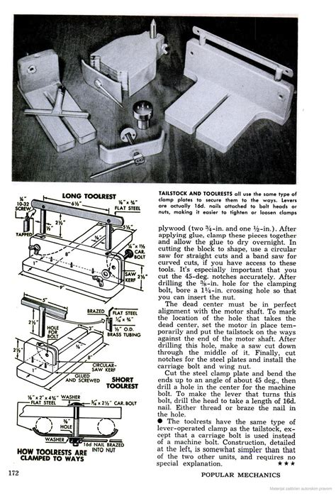 Mechanics Popular Woodworking Plans Home