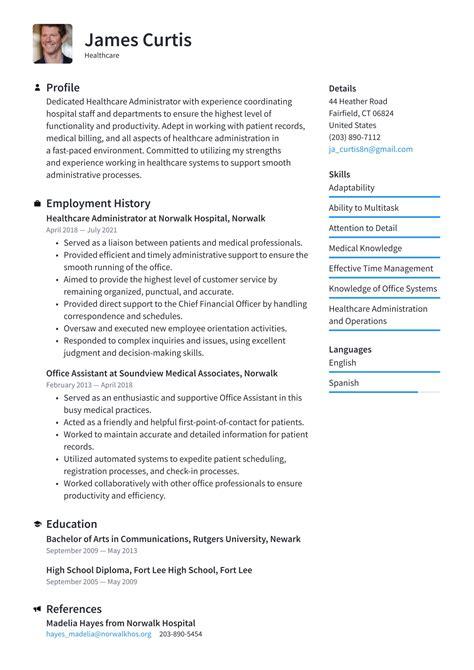 medical resume writer