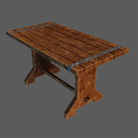 Medieval table plans Image