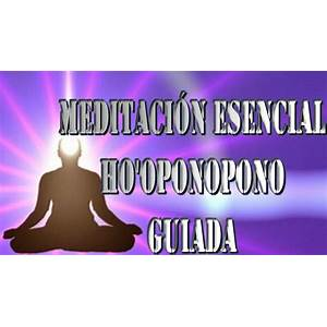 Meditaciones ho oponopono online tutorial