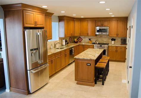 Medium Wood Kitchen Cabinets
