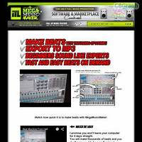 Megamusicmaker beat maker! brand new on the market! promo