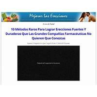 Mejorar las erecciones cure erectile dysfunction spanish free trial