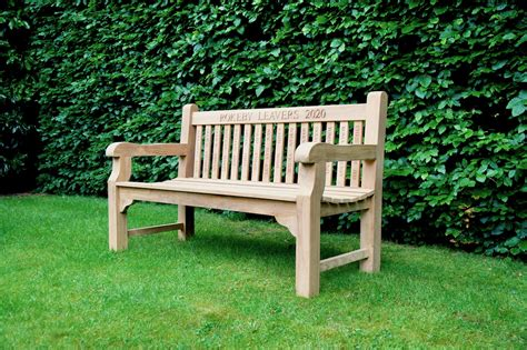 Memorial Benches With Engraving Image