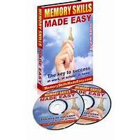 Coupon for memory skills made easy