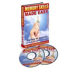 Memory skills made easy improve memory and make learning easier! does it work?