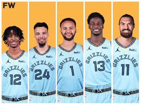 Memphis Starting Lineup 2017
