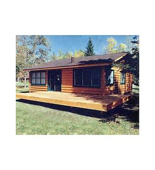 Menards Log Cabin Plans