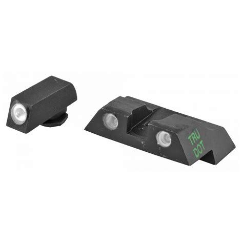 Meprolight Glock 26 27 Trudot Night Sights Set Ml10226