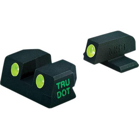 Meprolight Para Ordnance Lda Trudot Tritium Night Sight Set Tritium Night Sight