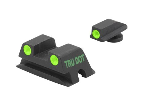 Meprolight Walther Trudot Night Sight For Pps Fixed Set