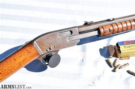 Meriden 22 Pump Rifle For Sale